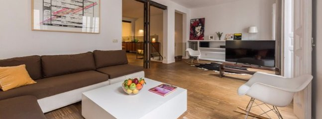 Living Room - DUPLEX BOWIE - Madrid - rentals