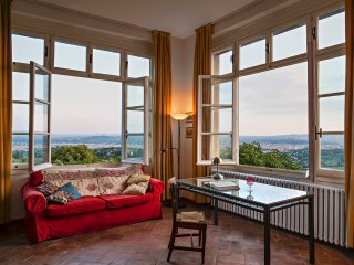 Charming villa with wonderful view - Fiesole vacation rentals