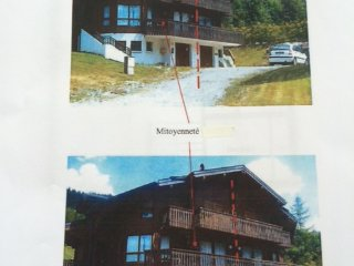 Nice Chalet with Television and DVD Player - Portes du Soleil vacation rentals