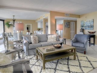 """HEAVEN IS HERE"" At This Gulf Front Condo. Book Now With Fall Rates! - Sandestin vacation rentals"