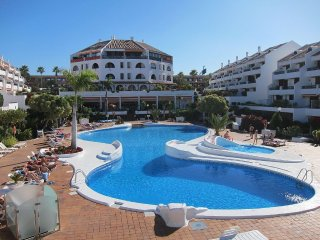 #PARQUE SANTIAGO 1, POOL AND SEA VIEW ! - Playa de las Americas vacation rentals