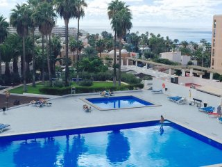 Nice Condo with Iron and Shared Outdoor Pool - San Eugenio vacation rentals