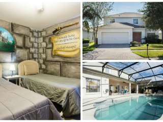 Cumbrian Lakes Villa / Gated / Sleeps 14 - Kissimmee vacation rentals