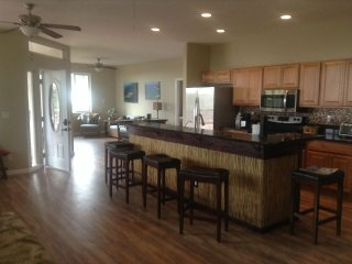 Brand New Ocean View Home in the Blue Hole - Keaau vacation rentals