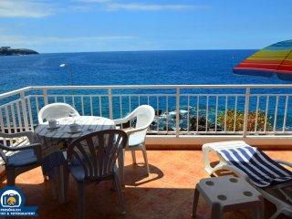 Apartment Playa San Juan Carlomar 2 Vista Mar, 3 persons - Playa San Juan vacation rentals