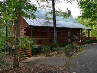 3 bedroom Cabin with A/C in Ellijay - Ellijay vacation rentals