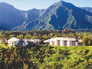 Wyndham Shearwater Resort in Hawaii - Princeville vacation rentals
