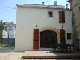 Nice House with Television and Balcony - Saint-Christol vacation rentals
