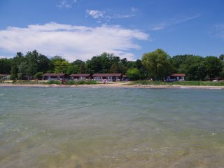 2 Bedroom, Beach Front Cottage on Lake Huron (#6) - Oscoda vacation rentals