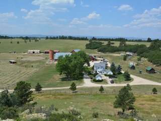 Historic Ranch Close to Colorado Springs & Denver - Larkspur vacation rentals