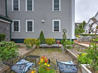 Prime 1BR 'Captain's Quarters' Provincetown Apartment w/Wifi, Private Patio & Wonderful Ocean Cape Views! - Provincetown vacation rentals