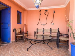 Terrace Lounge Room - Marrakech vacation rentals