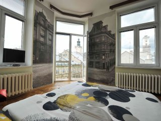 Halytska Street and Ratusha View 4-room Apartment - Lviv vacation rentals