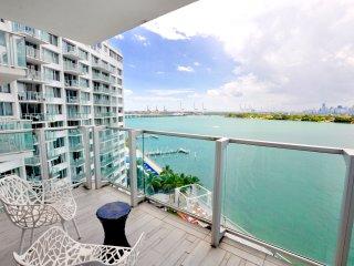 StudioBayDouble Beds W/Balcony 12L4 - Miami Beach vacation rentals