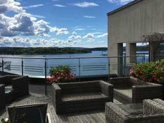 Exclusive 1 bedroom apartment at Tjuvholmen - Oslo vacation rentals