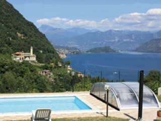 Lake Como, D3 lovely aparment with charming view - Argegno vacation rentals