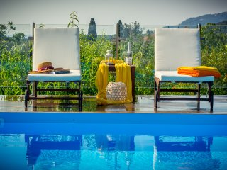 Villa Natura Zante Blue Sea and Garden view Ionian - Lithakia vacation rentals