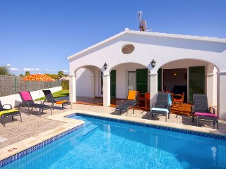 Beautiful Villa Olivera with private swimming pool - Cala'n Bosch vacation rentals