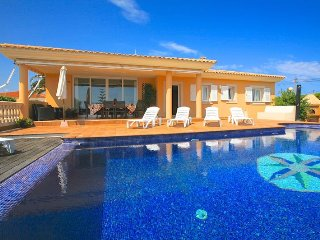 Luxury Villa Aries with private pool and seaviews - Biniancolla vacation rentals