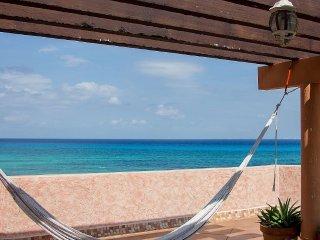 Beach Front Penthouse - Best Location!! - Playa del Carmen vacation rentals