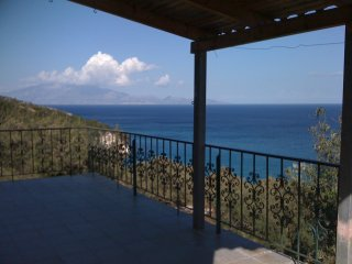 Lovely House with Balcony and Fireplace - Makris Gialos vacation rentals