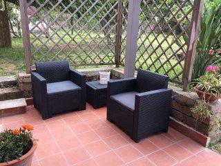 Il Borghetto, Casa Corallo 2persone +1 - terrazzo - Procida vacation rentals