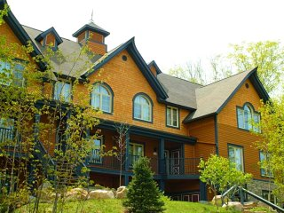 Superb 1 bdrm Condo in the Heart of Mont-Tremblant - Mont Tremblant vacation rentals