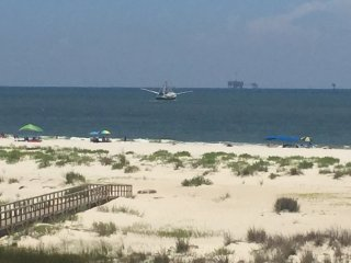 Beautiful Designer condo right on the beach!! - Dauphin Island vacation rentals