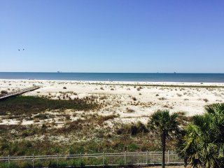 Book your vacation today! Beautiful Beachfront Condo! - Dauphin Island vacation rentals