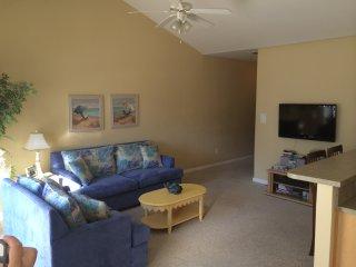 Beautiful 3bedroom Condo walk to Beach & Boardwalk - Wildwood vacation rentals