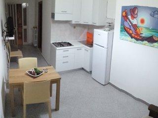 Bilocale nuovissimo con veranda Peschici periferia - Peschici vacation rentals