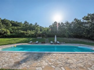 Traditional villa with swimming pool - Collevalenza vacation rentals