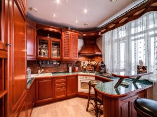 Flat with A/C, Fireplace, Parking, near Museum - Lviv vacation rentals