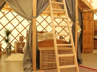 Luxury Yurt - Newchurch vacation rentals