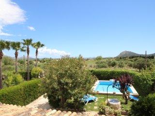 161344 Charming villa with pool in Puerto Pollensa - Pollenca vacation rentals