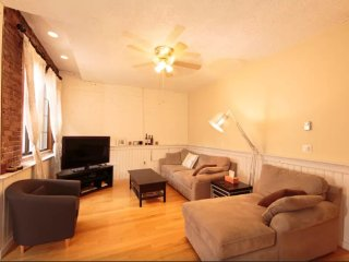 Furnished 3-Bedroom Condo at Kent St & Station St Brookline - Brookline vacation rentals