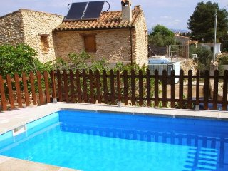 Traditional chalet with swimming pool - Masdenverge vacation rentals