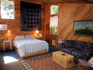 Nice 2 Bedroom, 1 Bathroom Home in Bolinas Lagoon - Stinson Beach vacation rentals