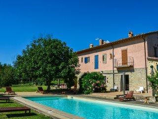 Unique country villa - Newly refurbished + pool - Todi vacation rentals