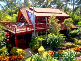 Beachside Holiday Villa Coconut Paradise P5, Large Mansion on Koh Samui - Koh Samui vacation rentals