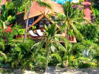 Beachfront Holiday Villa for Rent: Coconut River R2 - Koh Samui vacation rentals