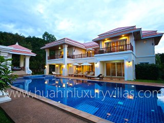 Royal Mountain Villa (hua hin luxury villas) - Hua Hin vacation rentals
