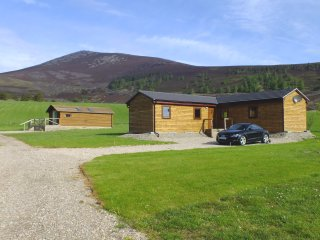 Corrieour Log Cabins  Meikle Conval - Dufftown vacation rentals