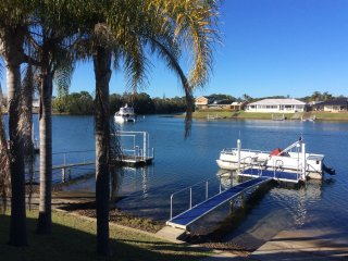 Absolute Waterfront Canal Home with Jetty - Port Macquarie vacation rentals
