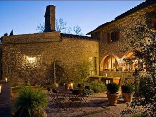 Chianti -Historic country villa & converted church - Greve in Chianti vacation rentals