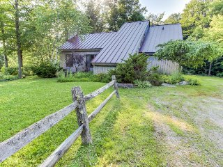 Scenic chalet w/private sauna & close to golfing & skiing! - Bondville vacation rentals