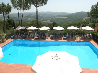 Beautiful 4 bedroom House in San Donato in Poggio - San Donato in Poggio vacation rentals