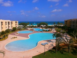 Supreme View Two-bedroom condo - A344 - Eagle Beach vacation rentals