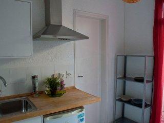 ESTUDIO, IDEAL ESTUDIANTES Y PAREJA 3.3 - Barcelona vacation rentals