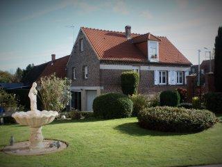 Le Gîte de la Fontaine sur le Front d'Artois ARRAS - Riviere vacation rentals